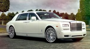 Rolls Royce hire London